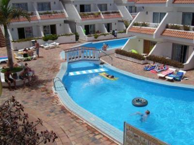 pool - 1 Bdr. Apt. in Las Floritas Complex, Las Americas - Playa de las Americas - rentals
