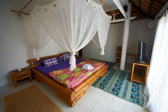 Jimbaran Beachfront 2BR Villa - Image 1 - Jimbaran - rentals