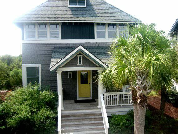 Beautiful Beach and Golf View Cottage - Exclusive Bald Head Island: Golf & Beach Home - Bald Head Island - rentals