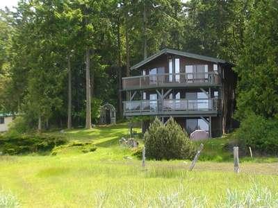 #20 Peninsula House - Miles of Sandy Beach - Image 1 - Lopez Island - rentals