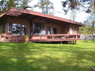 #29 Lopez Sound Beach House - Image 1 - Lopez Island - rentals