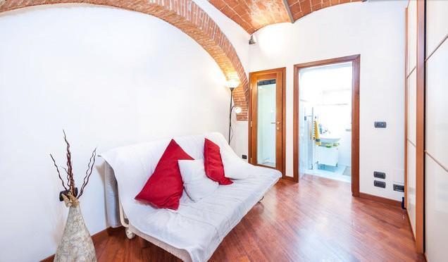 minimal style - 1 Bedroom Florentine Rental in Galliano, Tuscany - Gagliano - rentals