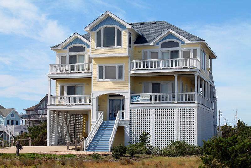 Shore's Heaven - Shore's Heaven - Third House from the Beach! - Salvo - rentals
