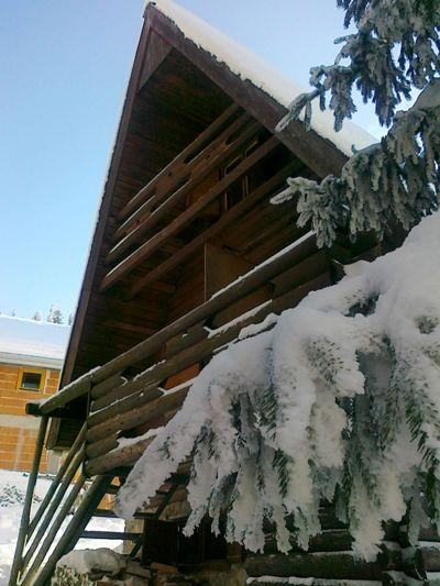 Jahorinka entrance - Authentic Jahorina Chalet  for 6 - Jahorinka - Sarajevo - rentals