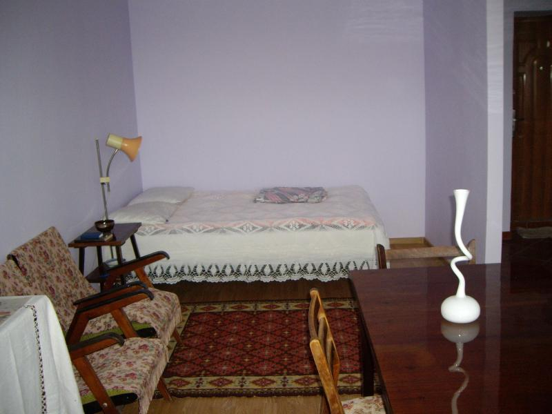 niche with a double bed - 1-room apartment fo rent - Truskavets - rentals