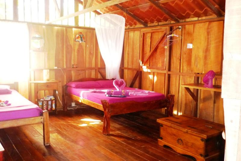 Artistic Equipped House Right In The Beach - Image 1 - Cabuya - rentals