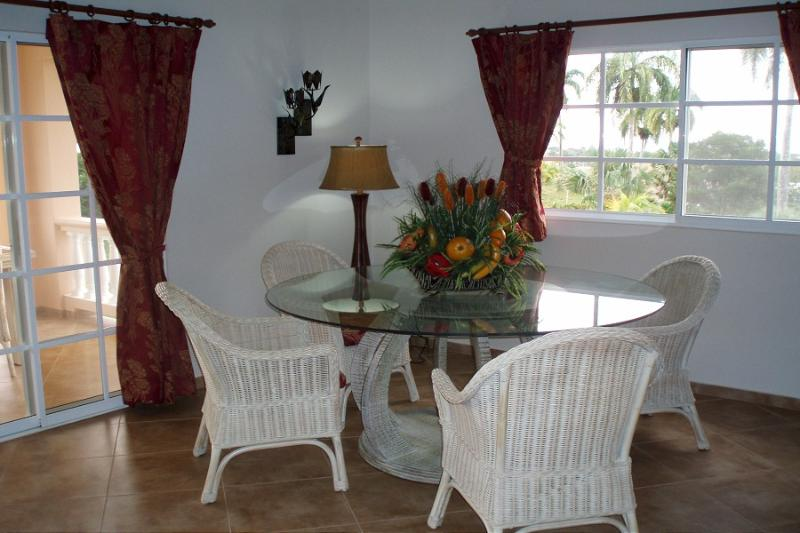 Four bedroom ocean view villa close to town - Image 1 - Sosua - rentals