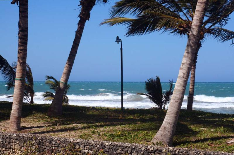 villa #1 - gate - 3 BDR beachfront villa with pool in Sol Bonito - Cabarete - rentals