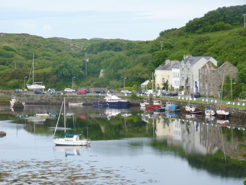Clifden Harbour - Connemara's Clifden Town 3 bed Balconied Apartment - Clifden - rentals