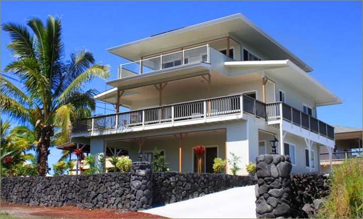 Kapoho Ocean View Home - Image 1 - Kapoho - rentals
