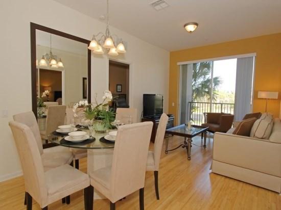 3 Bedroom Vista Cay Condo. 4114BD-206 - Image 1 - Orlando - rentals