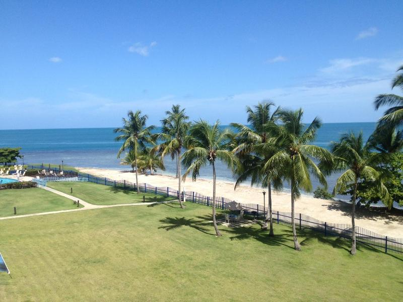 Direct access to Joyuda beach and hiking trails - Unique Beachfront One-Bedroom Condo - Cabo Rojo - rentals