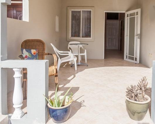 Pleasant porch - Curacao Apartment Mundu Nobo - Willemstad - rentals