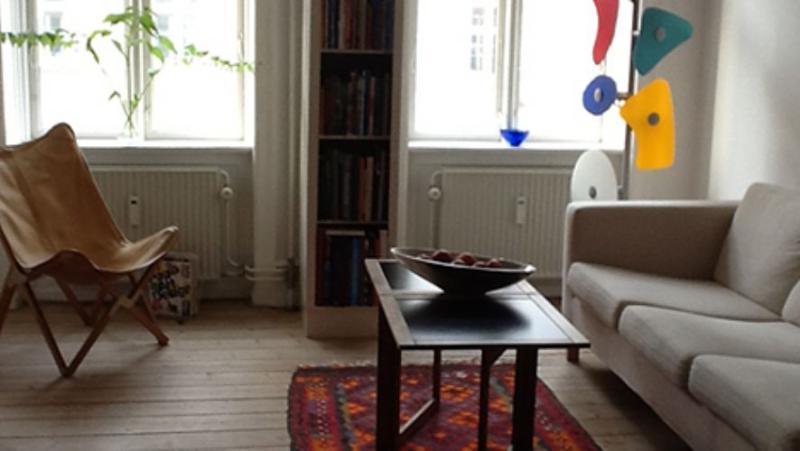 Viborggade Apartment - Charming Copenhagen apartment in nice area at Oesterbro - Copenhagen - rentals
