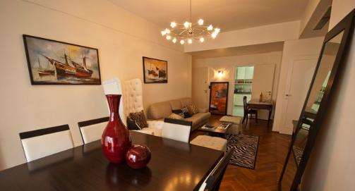 Amazing apartment in best neighborhood of Buenos Aires - Image 1 - Buenos Aires - rentals