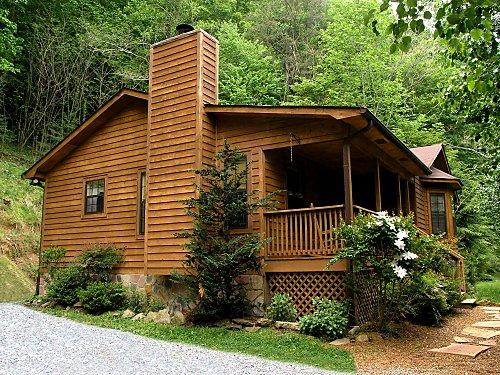 Bear Ridge - Total Seclusion on 5 Acres!!  Central to All Attractions!! - Townsend - rentals
