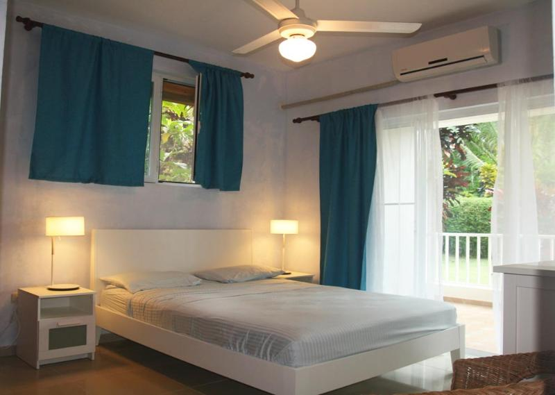 bedroom1 - Nice 2brd condo just 2 min walk from the beach - Cabarete - rentals