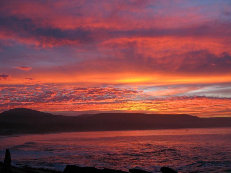 Dawn over the riad - Private Mountain Coastal Riad. Taghazout Morocco - Agadir - rentals