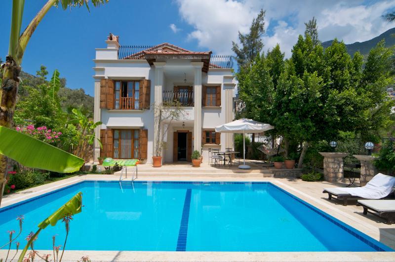 Villa Florence, Kalkan - Luxury 3 bed villa with own pool and sea views - Antalya - rentals