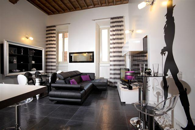 Stylish 3 bedrooms apartment - Spanish Steps - Pantheon - Image 1 - Rome - rentals