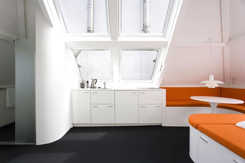 Design Top apartment - Image 1 - The Hague - rentals