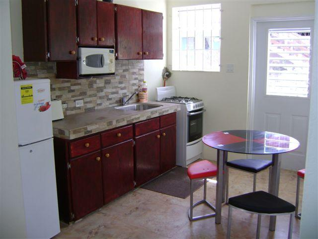 Kitchen - 2 Bedroom Apartment - Bridgetown - rentals