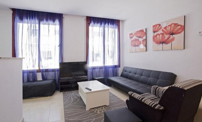 PLAZA REAL GOTICO 02:2BR/1BA - Image 1 - Barcelona - rentals