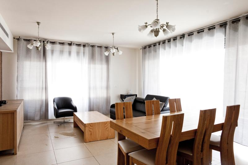 1 Min to the Beach-75m2-Free Parking & WiFi- Cview - Image 1 - Tel Aviv - rentals