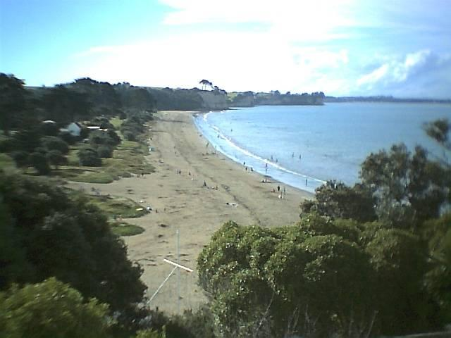 Long Bay Beach just down the road - New Zealand's Most Popular Beach Paradise - Auckland - rentals