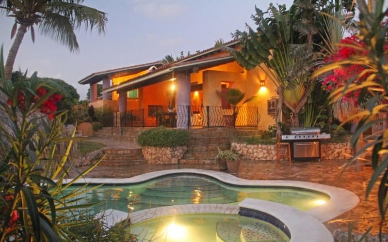 Villa Aloe Aruba - Villa Aloe Aruba-  Stunning Mexican Style Designer - Aruba - rentals