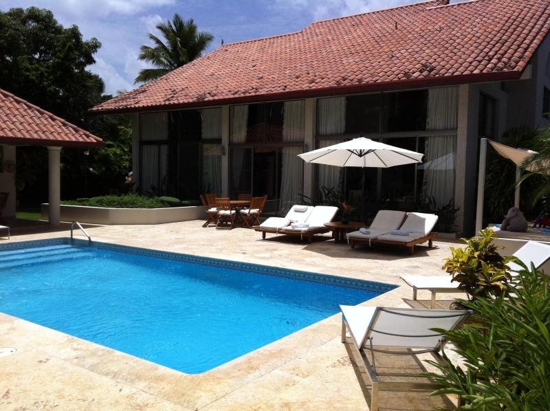 Pool view villa - 5* Hotel Service in a Private Tropical Villa ! - La Romana - rentals