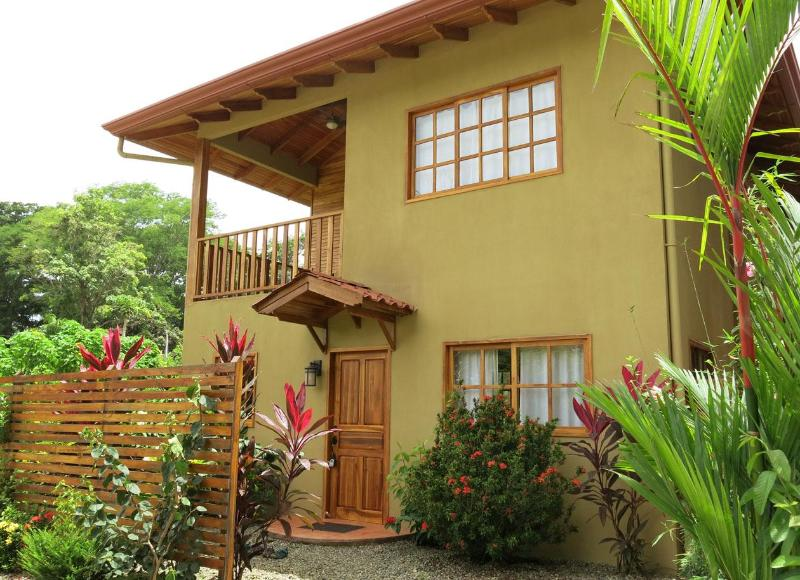 Large Villa, Private, Surrounded by Tropical Gardens - Dominical Beach Home $125 A Night Summer Special - Dominical - rentals