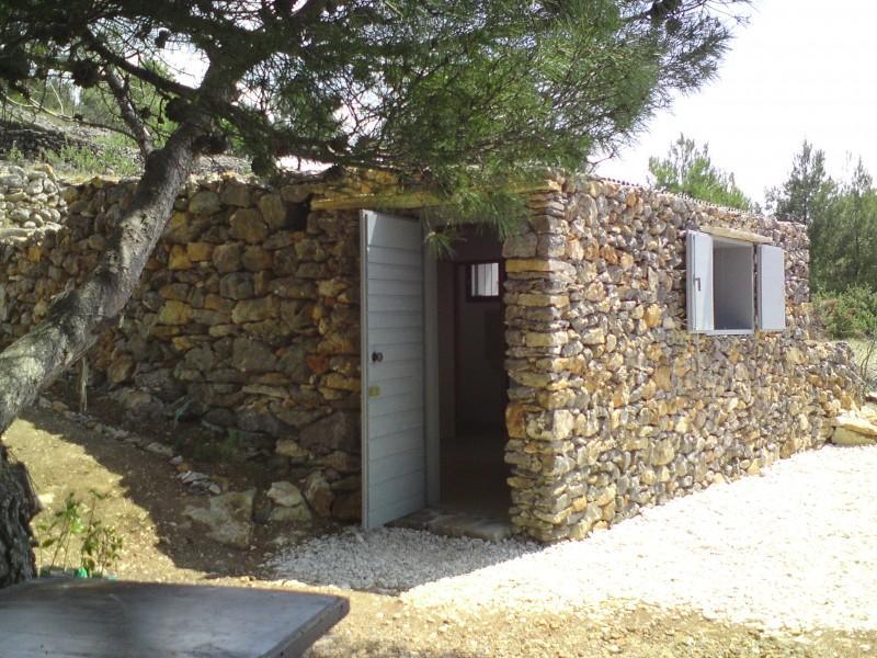Cottage Ljubica - Robinson house Ljubica, island Murter - Murter - rentals