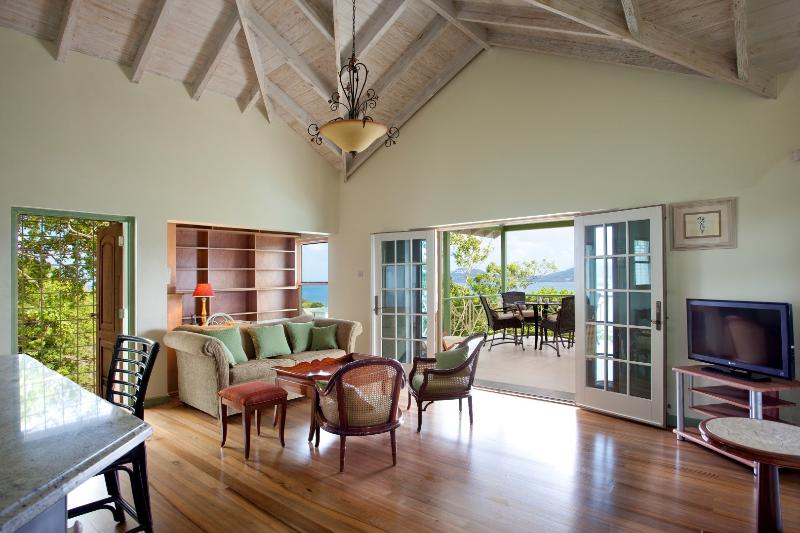 Living Area - Ti Caye, Vigie - Castries - rentals