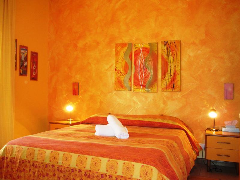 orange room - la giara b&b - Nicolosi - rentals