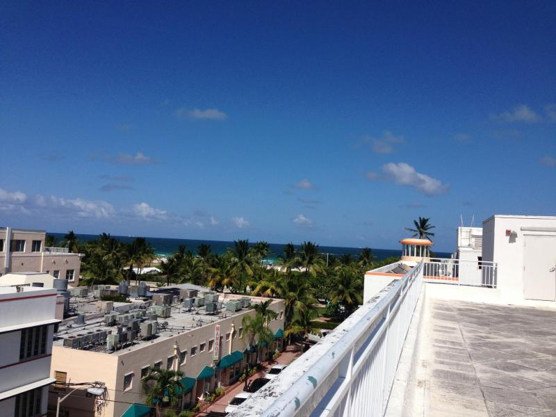 Beautiful Loft on Collins Ave, Right on the Beach! - Image 1 - Miami Beach - rentals
