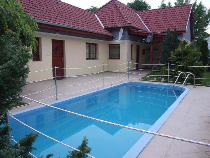 Villa sul lago Balaton - Image 1 - Siofok - rentals