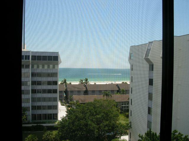 View - Gulfside Mid-Rise Unit 703D - Sarasota - rentals