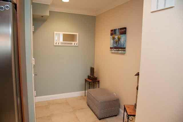 Entry - Gulfside Mid-Rise Unit 705D - Sarasota - rentals