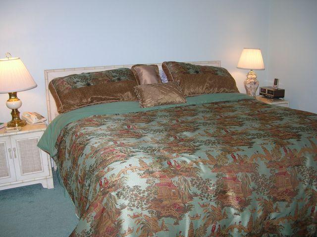 Master Bedroom - Gulfside Mid-Rise Unit 305F - Sarasota - rentals