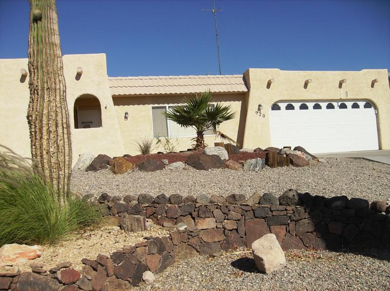 Santa Fe Inn (House) - Self Catered Bed and Breakfast/vacation rental - Lake Havasu City - rentals