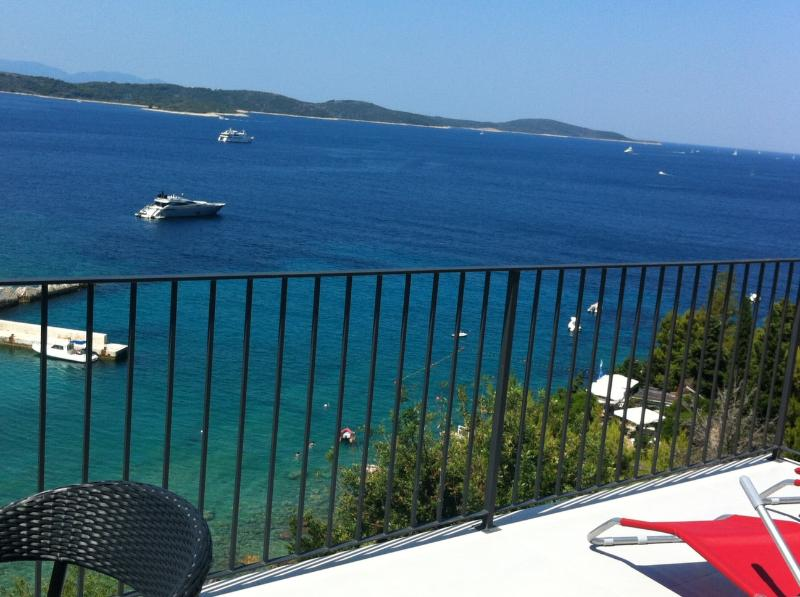 view from terrace - One&Only - Hvar - rentals