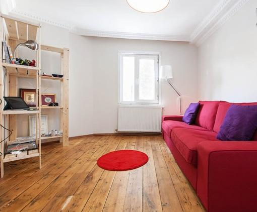 Pera apartment with historical city view terrace - Image 1 - Istanbul - rentals