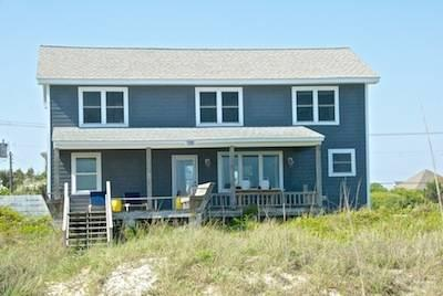 B HOUSE - Image 1 - Atlantic Beach - rentals