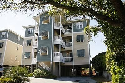 SHUTTERS 202 - Image 1 - Atlantic Beach - rentals