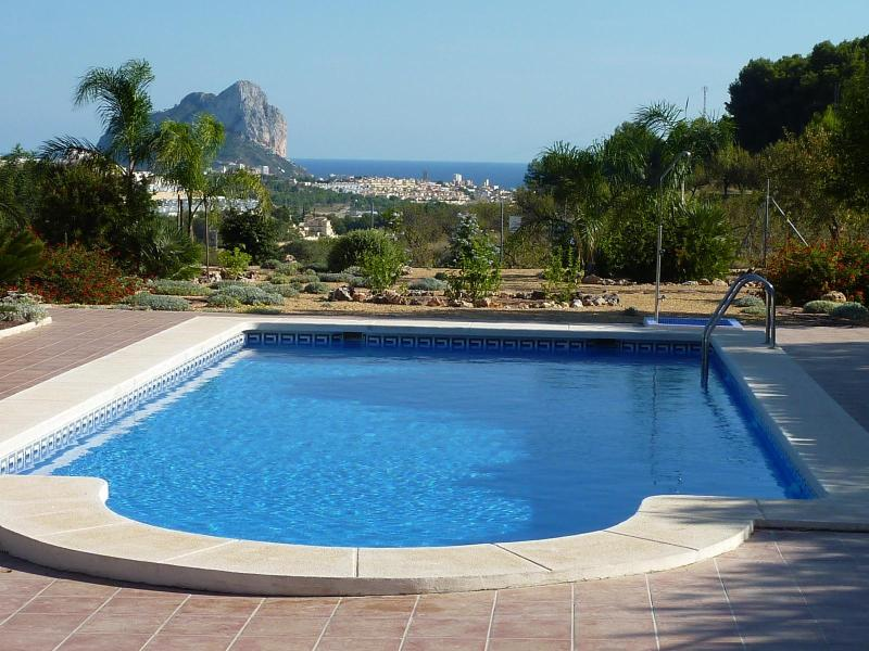 Marvelous Vacation Villa in Benissa, wifi, swimming-pool, near beach... - Image 1 - Benissa - rentals