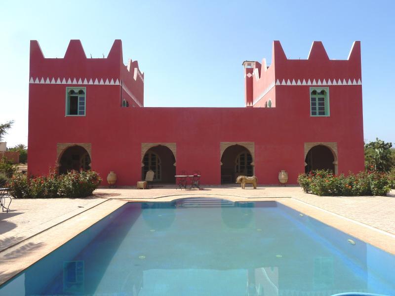 The riad and the swimmingpool - Marvelous riad near Agadir big swimmingpool garden - Agadir - rentals