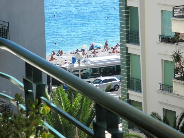 Promenade des Anglais - Nice 2 Bedroom Penthouse with 2 Terraces, on Promenade des Anglais - Nice - rentals