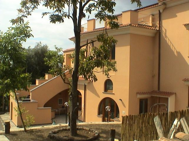 Exterior of the Villa - ROSA : A cozy selfcatering studio apartment - Sorrento - rentals