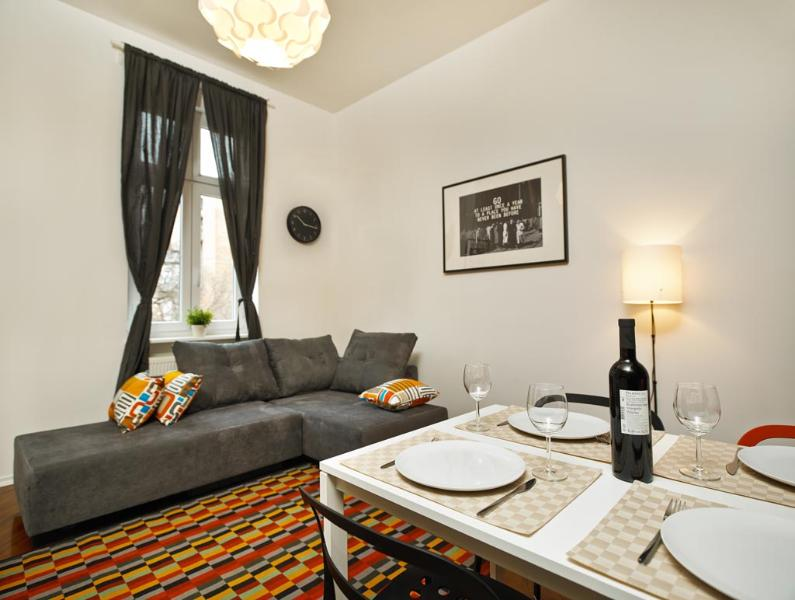Modern & cozy apartment in the City Center - Image 1 - Zagreb - rentals